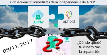 Independencia de AirTM