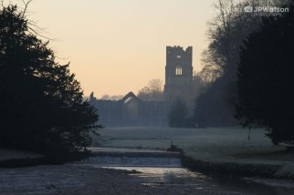 Icy Fountains Abbey