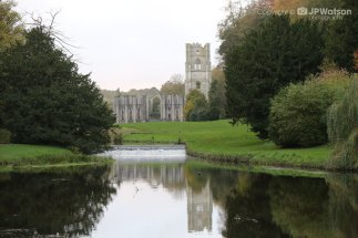 Reflection Of The Abbey