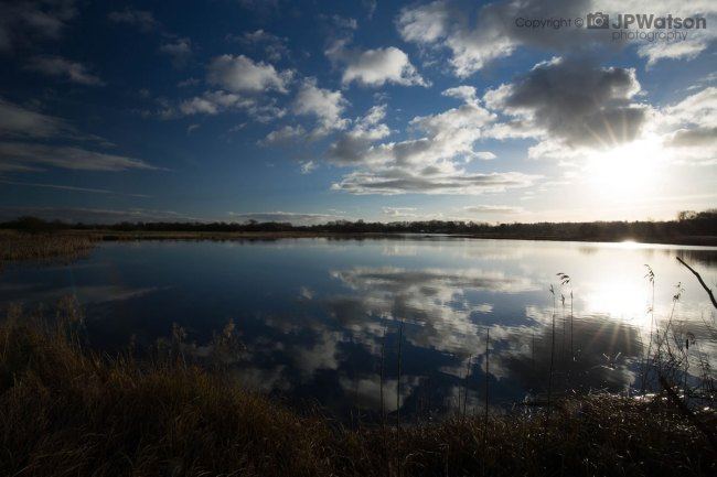 Early Morning On Staveley Nature Reserve