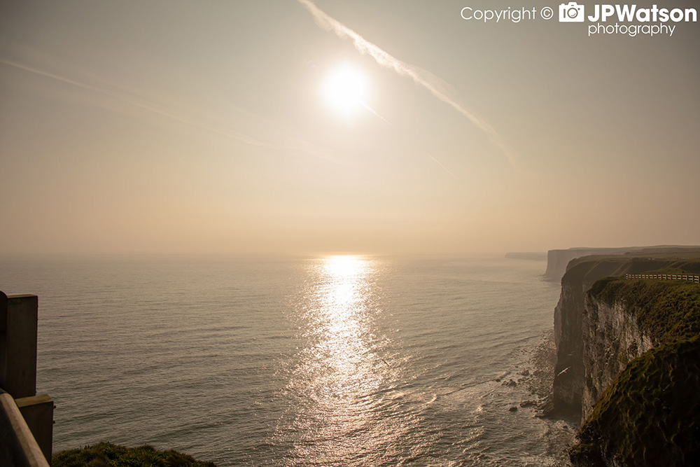 Bempton Cliffs Yorkshire