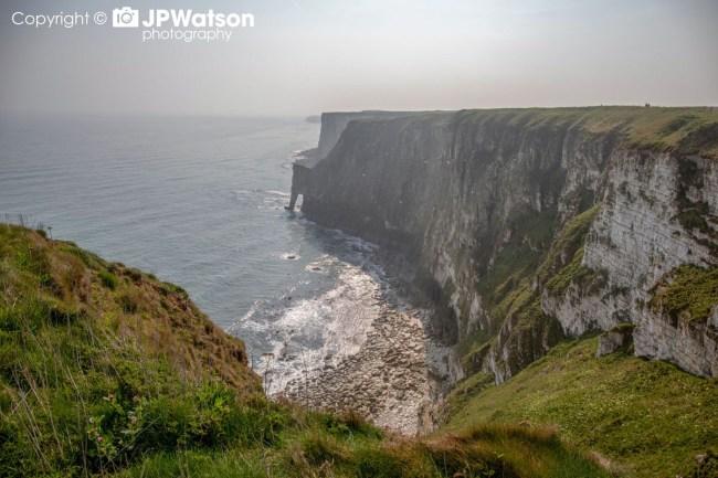 View From Bempton Cliffs