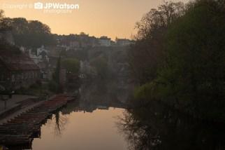 A View From Knaresborough Bridge