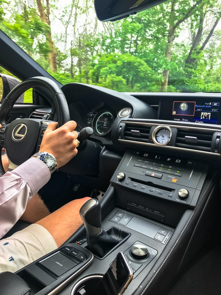 The hotel has a partnership with lexus and has serval luxury vehicles that you can test out and take out for the day to explore around the cape