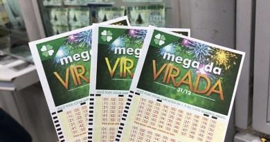 Mega-Sena da Virada vai pagar mais de R$ 300 milhões