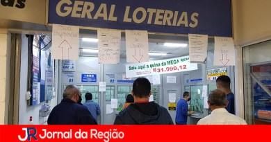 Nove apostas de Jundiaí ganham a Quadra da Mega acumulada