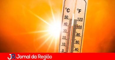 Capital pode ter temperatura de 40 graus nos próximos dias
