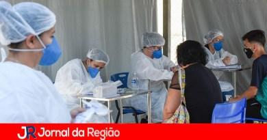 De 179 testes na Vila Maringá, 15 deram positivo para Covid-19