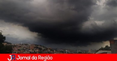 Meteorologistas aguardam a 'chuva negra' no Estado