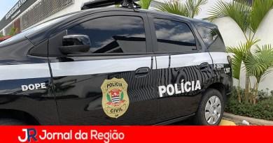Polícia Civil apreende avião em Jundiaí