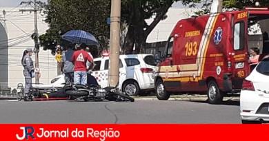 Vítima de acidente agradece bombeiros de Jundiaí