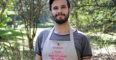 Ex-Bake Off Brasil diz ter sido dopado, estuprado e roubado