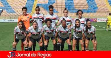 Time feminino do SP marca 29 gols a zero