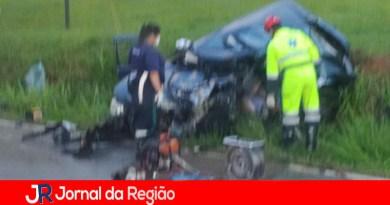 Motorista de Camaro causa acidente com morte em Cabreúva
