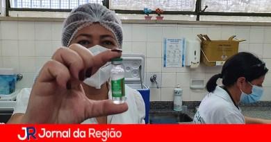 Campo Limpo Paulista recebe mais 500 doses da vacina