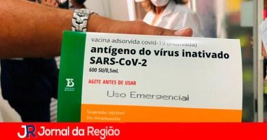 Várzea Paulista recebe a vacina contra o Coronavírus