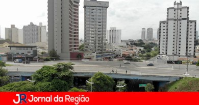 Obras no Viaduto Romão Nasser alteram trânsito na 9 de Julho