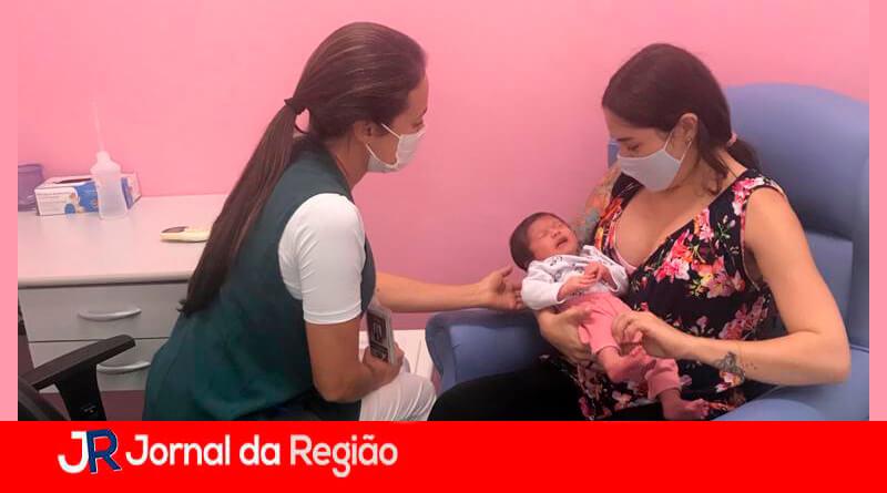 Aleitamento materno. (Foto: Divulgação)