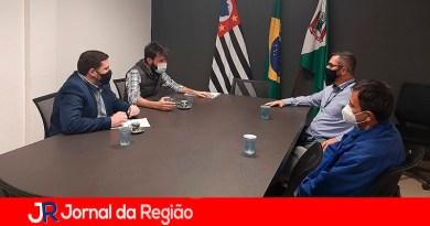 Reunião Sabesp. (Foto: Divulgação)