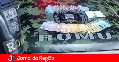 "Guarda de Itatiba prende traficante na ""troca de turno"""