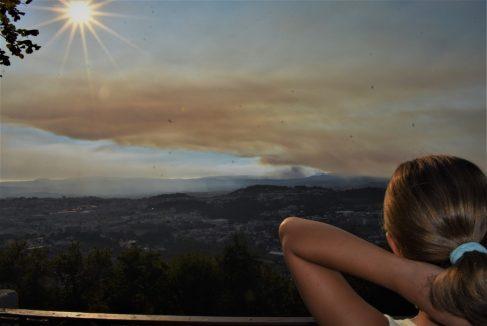Sempre que os céus de Braga escurecem com o fumo, reacendem os receios do passado.
