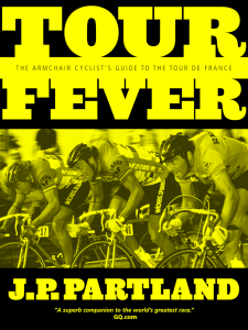 Tour fever cover