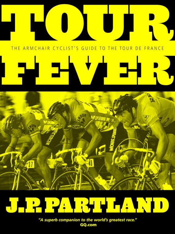 Tour fever cover