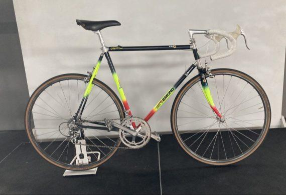 LeMond TVT Carbon-Fiber bike.