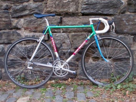 Winter Bike JRA Article Merckx - 1