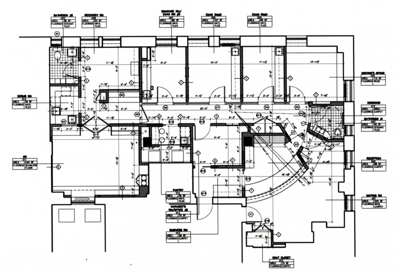 Plastic Surgeon S Office John M Reimnitz Architect Pc