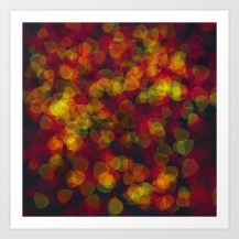 autumn, pattern, brightly coloured, leaf pattern, multicoloured, autumnal,