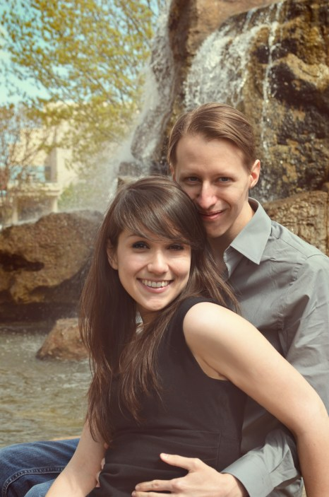 Engagement Photoshoot: Kat and Ryan