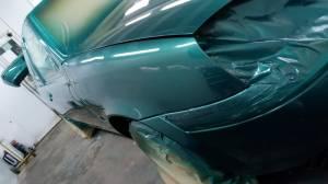 Ford Respray Repair