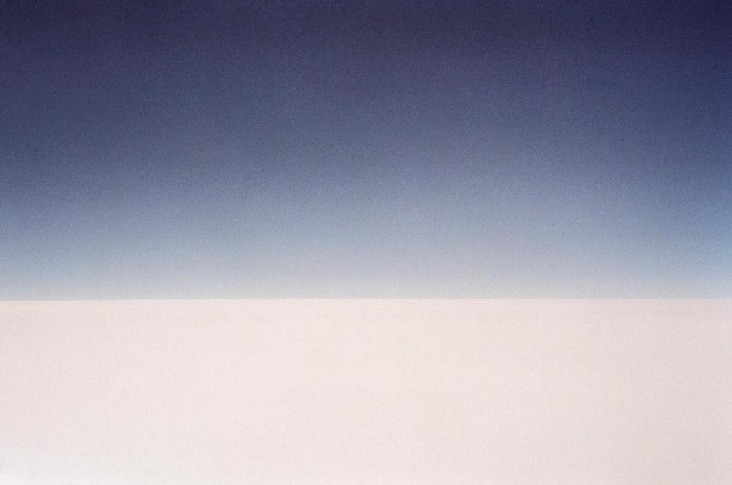 Cloud horizon. #35mm.