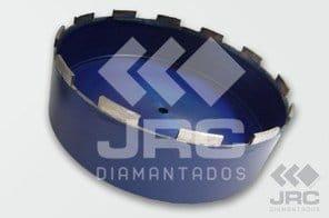 Broca Diamantada Grandes Diametros