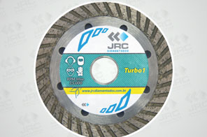 +Disco diamantado 110mm – Turbo