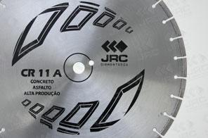 Serra Diamantada 450mm – Solda Laser