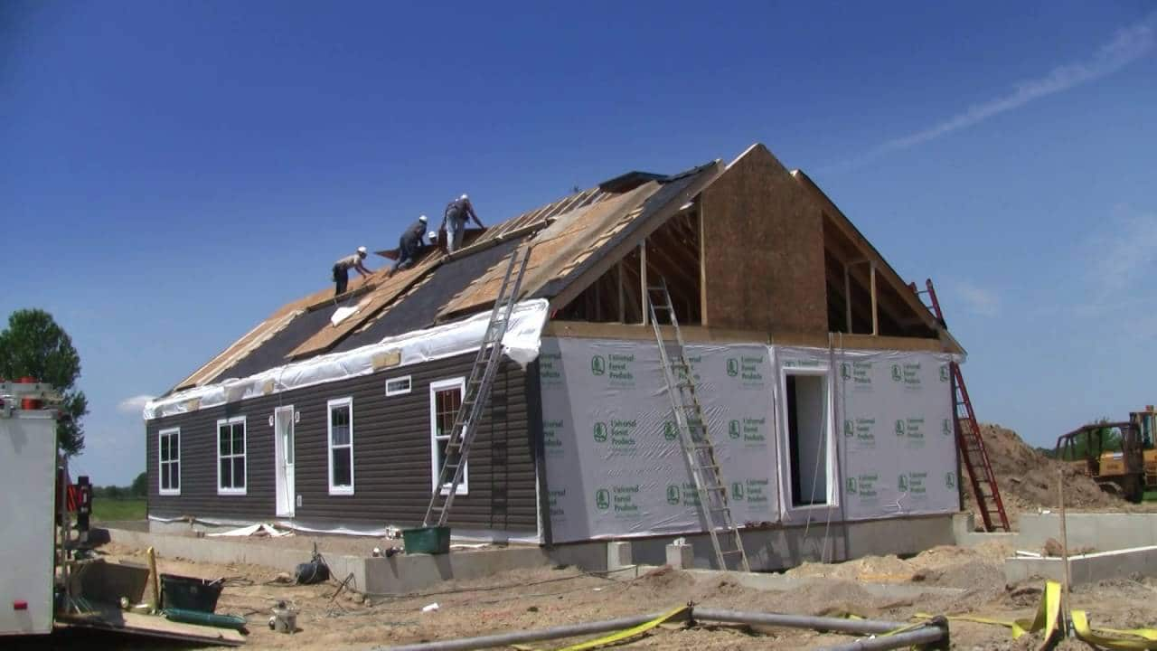 New Home Construction in Maine
