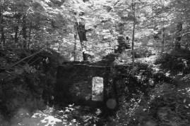 Ruins at Balls Falls