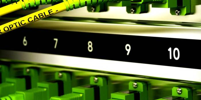 Patch Panel Testing & Termination Services