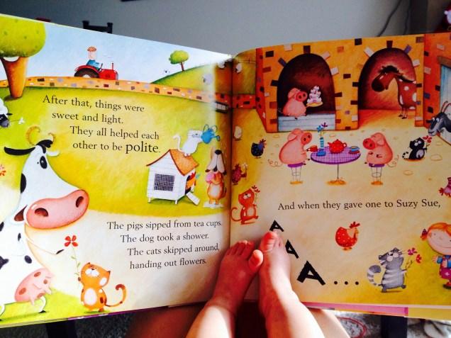 Reading A-Choo!