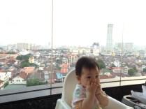 Baby E at 360 Revolving Restaurant