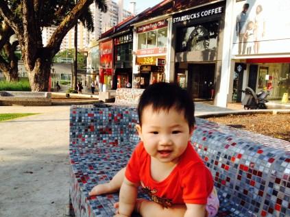 Baby E at HV 1