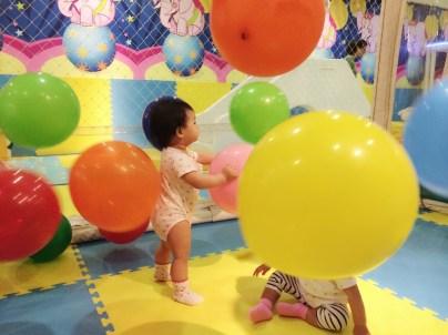 Balloon chamber