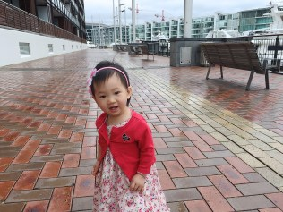 Little E in Viaduct Harbour