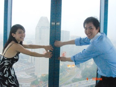 Singapore Flyer 2008