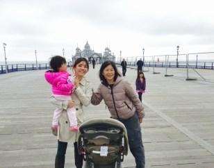 Farewell Eastbourne Pier