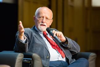 Bernhard von Grünberg, MdL, Stellvertretender Vorsitzender der UNO-Flüchtlingshilfe.