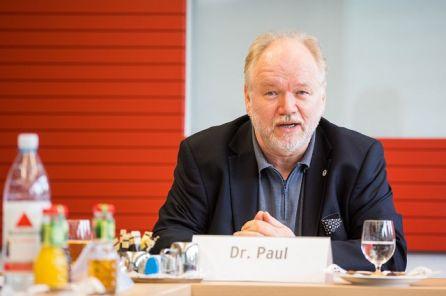 Dr. Joachim Paul, Wissenschaftspolitischer Sprecher der Piraten im Landtag NRW
