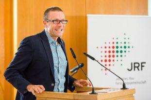 Wissenschaftlicher Vostand der JRF Prof. Dr. Uwe Schniedewind